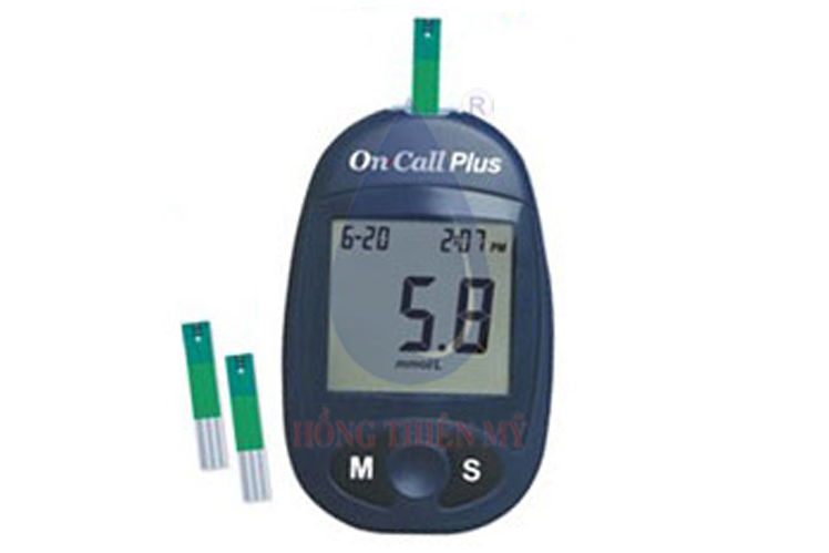 On-Call Plus Blood Glucose Meter